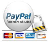 Paiement s&eacutecuris&eacute Paypal