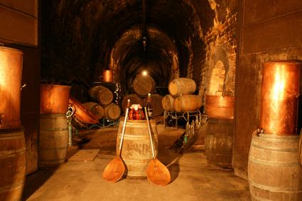 Distillerie de la Trappe - sarlat la canéda